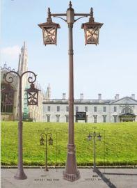 甘肃兰州庭院灯厂家庭院灯专业定制价格批发欧式