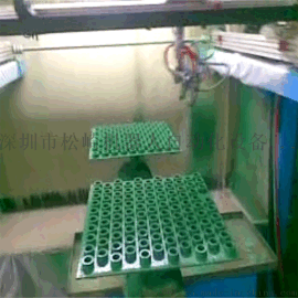 深圳松崎SQ-300往复机/三轴往复喷台/CNC数控自动喷漆机
