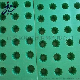 车库花园用防水材料排水板厂家批发京旭牌塑料排水板蓄水板