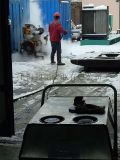 闖王柴油高壓蒸汽清洗機