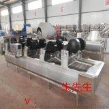不鏽鋼翻轉式風乾設備供應商 肉製品脫水加工設備