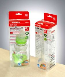PVC透明PET胶盒