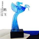 騰飛琉璃獎盃製作  廣州水晶獎盃獎牌製作廠家