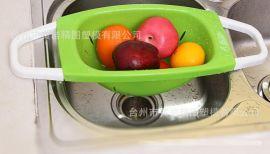 收纳塑料篮 环保塑料篮 塑料筛 多功能洗菜框 塑料漏盆