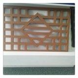 铝窗花板工程幕墙 外墙耐腐蚀氟碳喷漆铝雕花板