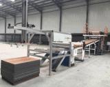SPC钙塑地板生产线/金纬机械SPC石塑地板设备生产线