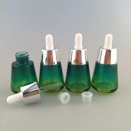 厂家  现货化妆品包装滴管精华瓶子原液包装瓶包材时尚瓶子批发