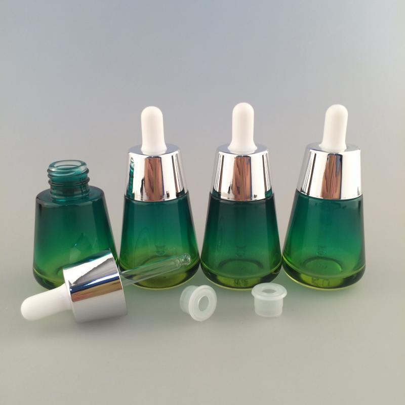廠家直供現貨化妝品包裝滴管精華瓶子原液包裝瓶包材時尚瓶子批發