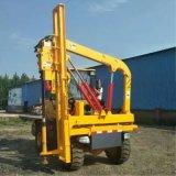 廠家熱銷公路護欄打樁機 質量保障TZ-4100