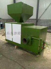 40万大卡烘道生物质燃烧机 熔铝炉