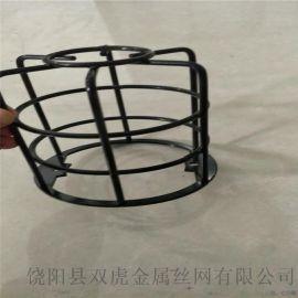 防爆灯罩 灯具防护网 矿井灯金属网罩
