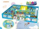 室内儿童乐园亲子主题游乐场设备