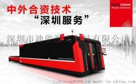 高速、高效、高出勤率,百超迪能激光切割机