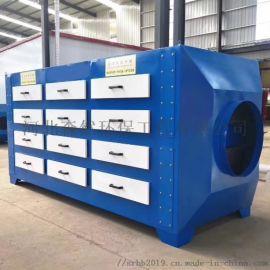 工业废气过滤净化器,量身定制活性炭吸附装置