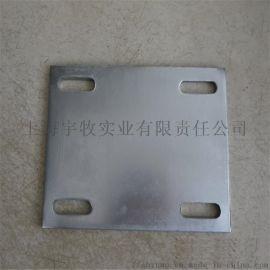 鍍鋅預埋鋼板8x150x200 幕牆預埋件