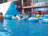 夏季水上乐园 彩虹滑梯 冰雪世界等水上娱乐道具