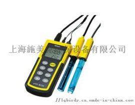 pH计 便携式多功能 pH,温度,EC,ORP测定