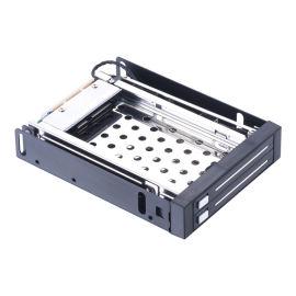2.5寸软驱双盘位SATA内置硬盘抽取盒