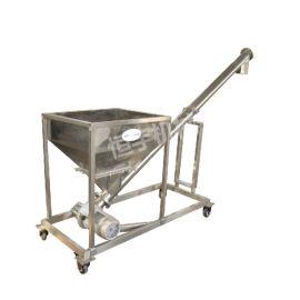 供应不锈钢面粉上料机 管式螺旋输送机