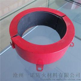 消防DN110型阻火圈 排水管膨脹阻火圈多少錢