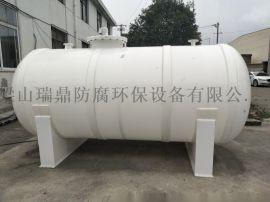 pp塑料罐,各种型号PP储罐,防腐储罐