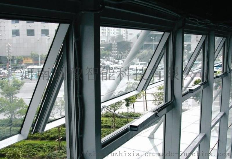 鄭州幕牆用排煙開窗器廠家