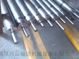 潍坊滚筒输送机碳钢喷塑 倾斜输送滚筒