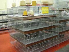 养鸡场用的肉鸡笼,长度1400mm宽度700mm