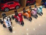 深圳亚安智享 炫酷儿童电动小摩托车