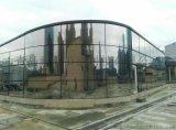 青島木紋膜, 門店貼膜, 建築玻璃貼膜安裝