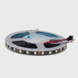 现货16703幻彩灯条 可编程的跑马流水智能灯带