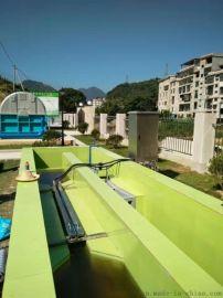 清苑紫外线消毒模块系统污水处理厂
