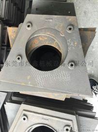 厚街抛丸机护板抛丸机耐磨件抛丸机维修