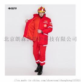 朗森凱廠家直銷紅色冬季救援棉服