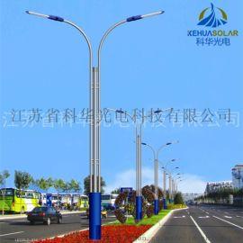 新款10米双臂平行臂乡村道路灯LED节能可定制