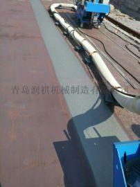 青岛厂家供应小型钢板除锈机,便携式钢板除锈机
