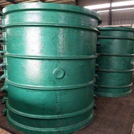厂家直销铸铁哈夫节 管道漏水抢修节 堵漏器