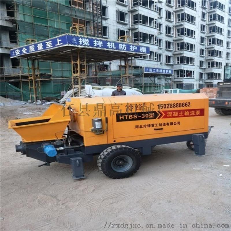 重庆二次构造柱砂浆输送泵车厂家