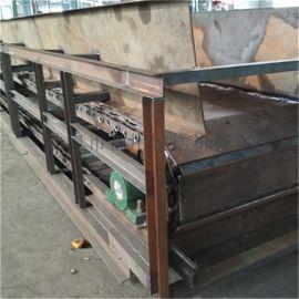 链板线厂家 板链输送机价格 都用机械升降式链板输送
