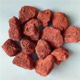 火山岩颗粒 人工湿地火山石 栽培基质用火山石