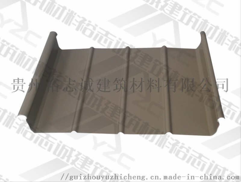 供應畢節鋁鎂錳板直立鎖邊屋面系統65-420廠家