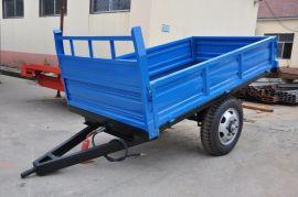 4吨自卸农业拖车 可自卸 刹车可根据主车选择厂家直销