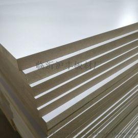 5厘密度板厂家 贴面密度板背板中纤板
