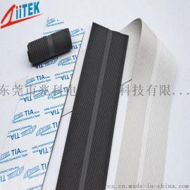 TIS100-08-1150导热绝缘硅胶挤出材料
