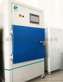 HX-L10大容量微波干燥碳化灰化一体炉