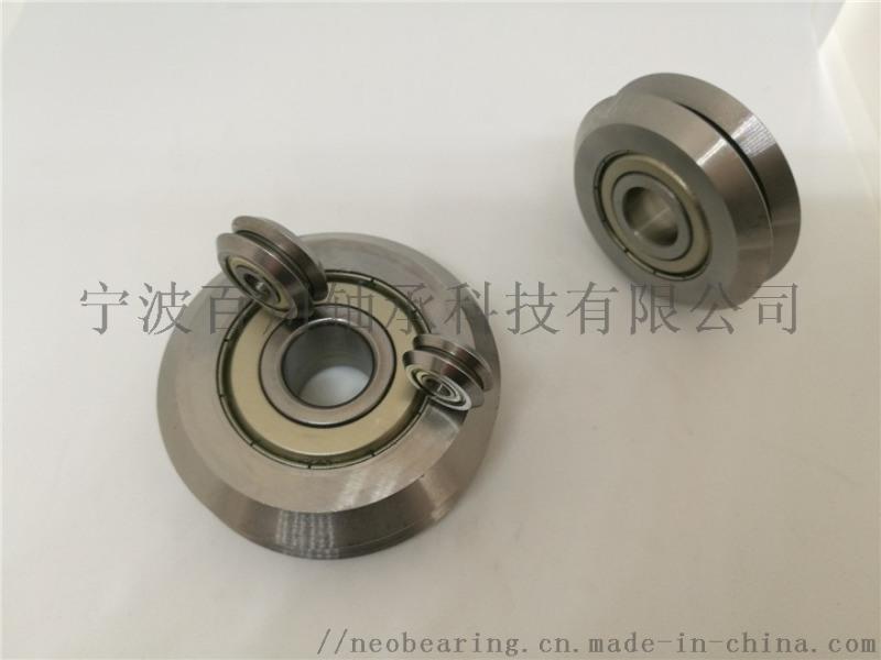VW1/5ZZ 内径5mm直角滚轮
