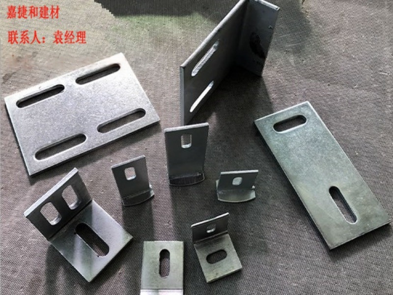 不锈钢角码 热镀锌预埋钢板规格型号齐全