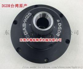 台湾GAL-W25高精度气动夹头
