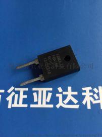 合金箔超大功率超低阻值电阻(FBA)
