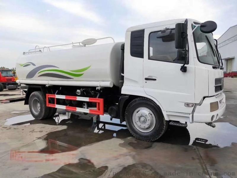 楚胜牌12吨绿化喷洒车